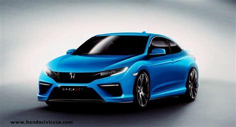 Honda Si 2020 by 2020 Honda Civic Si Auto Car Update