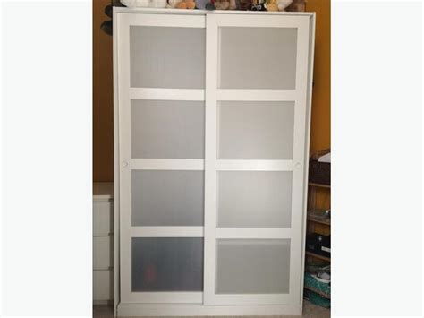 kitchener furniture ikea kvikne wardrobe with 2 sliding doors oak bay