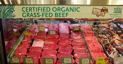 whole foods meat beef peta grass fed organic its