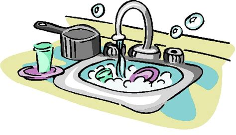 wash the dishes clipart i wash the dishes free images at clker vector clip