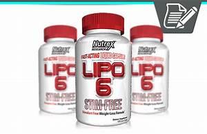 Nutrex Lipo 6 Review