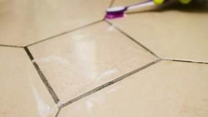 nettoyer les joints de carrelage dans la cuisine With nettoyer joint carrelage sol