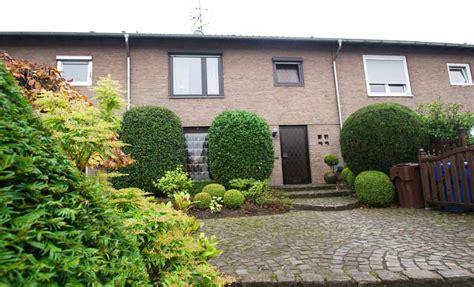 Garten Kaufen Krefeld by Gelegenheit In Krefeld Traar Wohlf 252 Hl Reihenhaus Mit