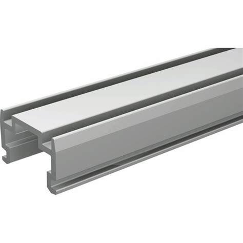 rail de coulissage pour porte de placard s 233 rie 5300 bricozor