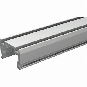 Rail De Placard : rail pour porte de placard s rie 5300 mantion bricozor ~ Premium-room.com Idées de Décoration