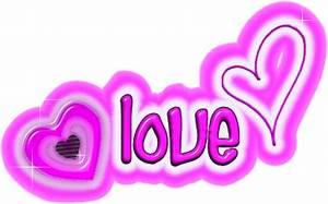 Love Graphic – Glittering Hearts | DesiGlitters.com