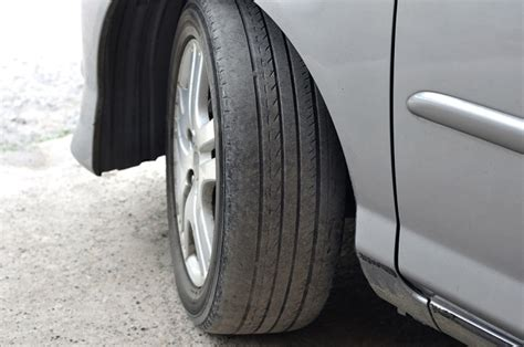 Uneven Tyre Tread On Your Car? These Could Be The Reasons