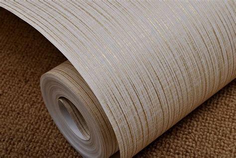 plain modern silver vertical stripes wallpaper roll