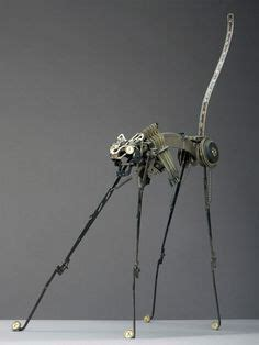 Awesome Typewriter Assemblage Sculptures by 1000 Images About Bugs On Insects Metal