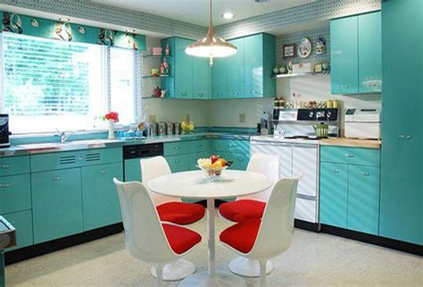 Red And Turquoise Kitchen Decor  Kitchen Decor Design Ideas