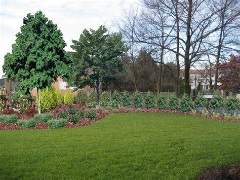 immagini di giardini privati progetto giardino privato verde idea