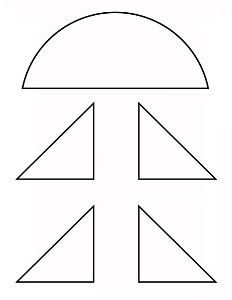 Toilet Paper Rocket Template by Printable Template For Rocket Bank Cone And Fins Use This