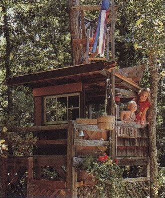 treehouses book    build