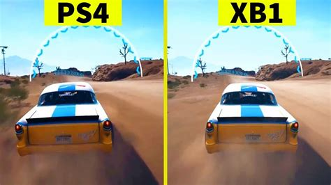 need for speed ps4 payback need for speed payback ps4 vs xbox one graphics comparison 1080p hd