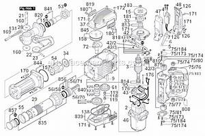 Bosch 11335k Parts List And Diagram
