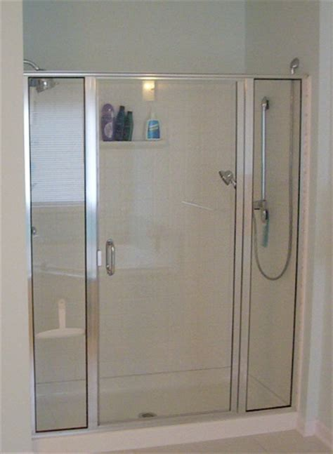 prefab shower stall 3 design options for today s walk in showers 1628