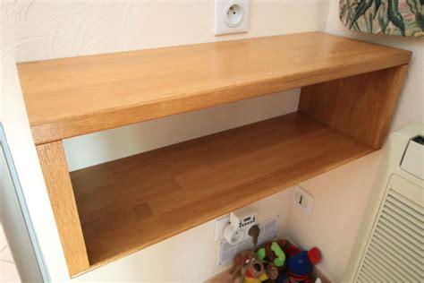cr r un bureau d ude comment fabriquer une etagere en bois maison design