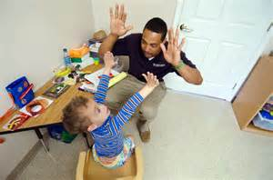 ... behavioral intervention for kids with autism. (John Flavell/Lexington  Mental Health and Behavior Autism