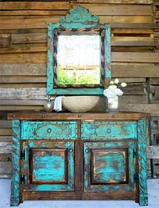 Agave Bathroom Vanity Sofia's Rustic Furniture
