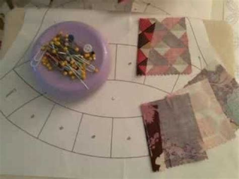 Double Wedding Ring Quilt Along #5   YouTube   Double Wedding Ring Quilt Along   Pinterest