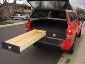 Truck Bed Camper Shell Ideas