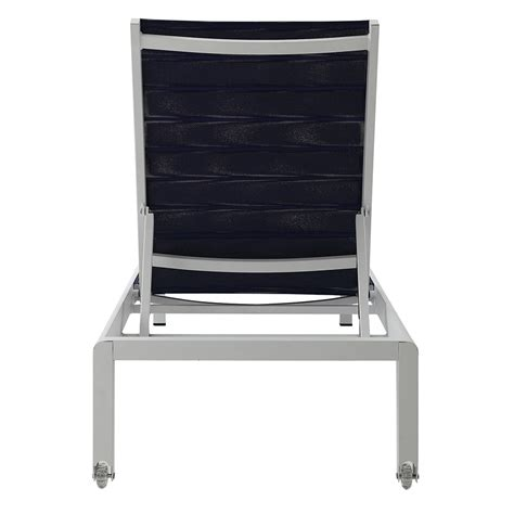 chaise navy marta blue modern outdoor chaise eurway furniture