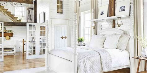 White Bedroom Furniture Decorating Ideas by 28 Best White Bedroom Ideas How To Decorate A White Bedroom