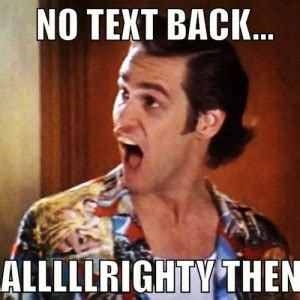 No Text Back Meme - funny quotes about not texting back quotesgram