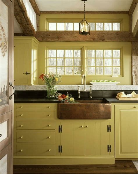 yellow kitchen sink best 25 yellow country kitchens ideas on 1220