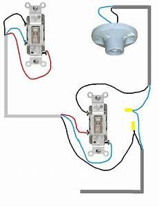 How Do I Hook Up A 3 Way Switch