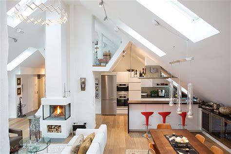 Studio Apartment Kitchen Ideas - loft apartment in kungsholmen stockholm