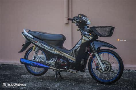 Ấn Tượng Cùng Honda Wave 125i độ Phong Cách Tại Thái