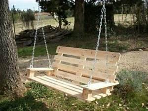 Schaukel Für Erwachsene Garten : diy schaukel aus europaletten 25 m rchenhafte ideen f r sie outdoor ~ Watch28wear.com Haus und Dekorationen