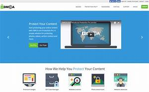 DMCA Website Protection Pro