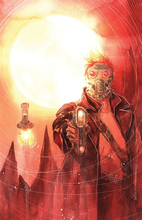 """Preview """"legendary Starlord #3"""" From Humphries And Medina"""