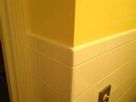 bull nose tile home renovation tile wrighters net