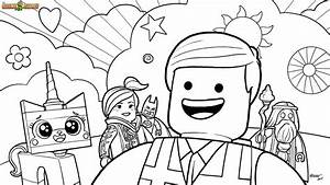 Free Lego Car Coloring Pages To Printable 8340