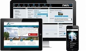 Immobilienbewertung Kostenlos Online : iwa immobilien wert analyse immobilienbewertung software und lead generator kostenlos ~ Buech-reservation.com Haus und Dekorationen