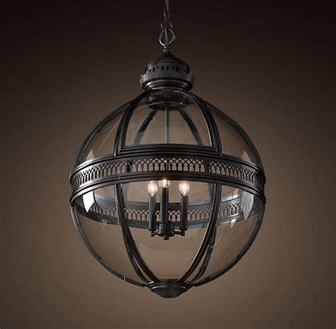 restoration hardware lighting pendant times hotel pendant bronze