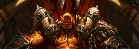 modifications du siège d orgrimmar dans la 6 0 et warlords of draenor of warcraft