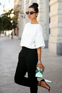 Tenue Tendance Femme : 1001 id es pour une tenue vestimentaire au travail mode tenue chic femme mode et casual ~ Melissatoandfro.com Idées de Décoration