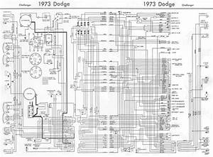 1973 Dodge D100 Wiring Diagram