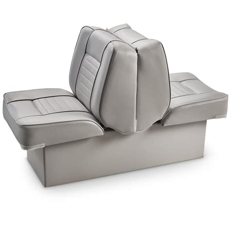 Back To Back Boat Seats For Sale Canada by Wise Premium Big Man Fishing Boat Seat 96435 Fold Down