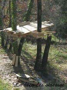 Comment Faire Une Cabane Dans Les Arbres : construire une cabane dans les arbres les tapes en image pla net d co ~ Melissatoandfro.com Idées de Décoration