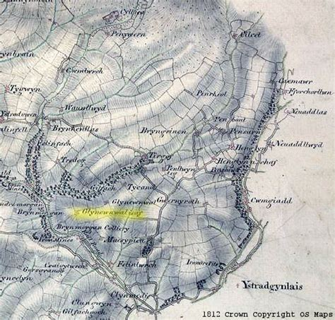 Palleg Manor, Ystradgynlais 1215 1915