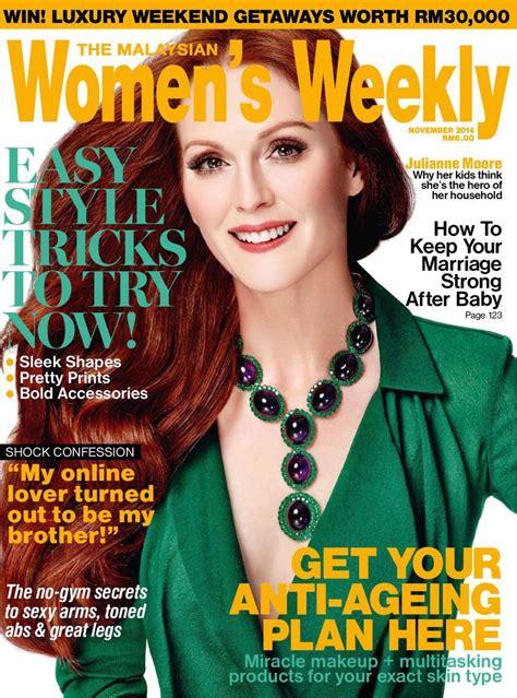 The Malaysian Women's Weekly-November 2014 Magazine