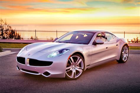 Fisker Electric Car  Production Resuming? What's New?
