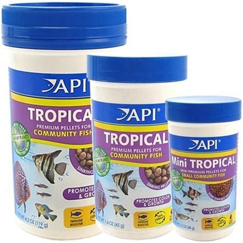 api cuisine api tropical premium community pellet food arizona