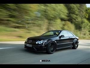 Mercedes Clk Tuning : black series mercedes clk tuning carporn youtube ~ Jslefanu.com Haus und Dekorationen
