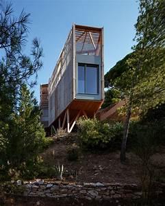 avenir bois construction maisons batiments With construction maison sur pilotis
